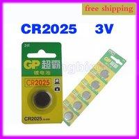 Free Shipping GP CR2025 2025 KCR2025 3V