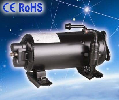 RV CE ROHS Air conditioner compressor for Recreation vehicle roof top moutain Electric compressor horizontal mounted(China (Mainland))