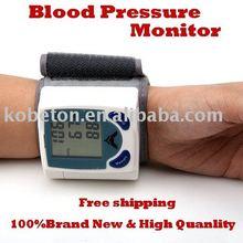 cheap wrist blood pressure meter