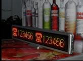 P4mm  Single Red indoor Mini LED Display