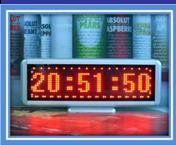 P4mm  Red indoor Mini LED Display with smaller size