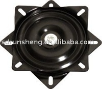 """6"""" small size 360 degree and flat swivel plate"""