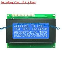 1pc free shipping 16x4 alphanumeric lcd modules
