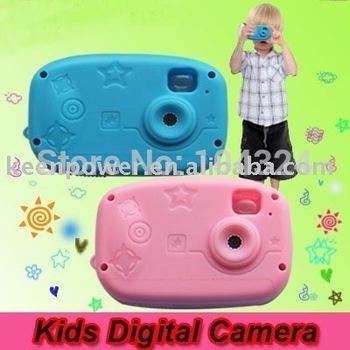Free shipping(post),Kids Camera, Kids Digital Camera, Kids Camcorder, 5MP