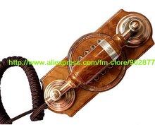 Hot sell antique telephones, European-style telephone, desktop dual-wall machines, telephones