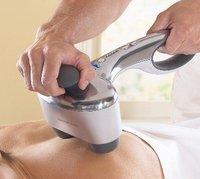 Free shipping,MAX2 Dual Node Percussion Massager,Percussion Massager,Vigorously Massager,Brookstone Massager,Best Massage hammer