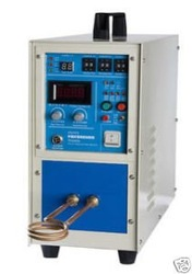 New! 15KW High frequency induction heater furnace(China (Mainland))