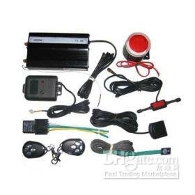 Car Alarm System-alarm426 Wireless Intelligent GSM(China (Mainland))
