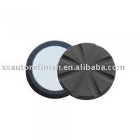 BLACK High quality Foam Pad Polish Pad Buff Padding
