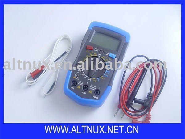 цифровой мультиметр(China