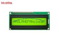 16x1 alphanumeric lcd modules