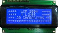 Char. 20 x 4 line  character LCD module