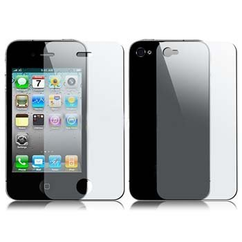 Screen Protector Shield For iPhone4+Invisible Screen Protector Shield For iPhone 4+free shipping
