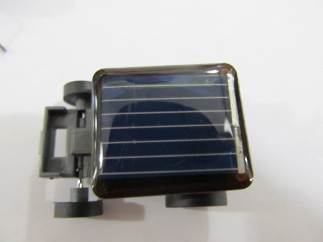 wholesale-Free shipping 20pcs/lot mini solar car,solar powered car toy,solar energy car(China (Mainland))