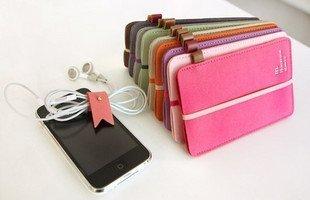 Antenna shop Pure colour Cell Phone Case,MP4 bag