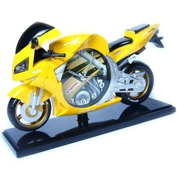 Cool Motorcycle Model alarm clock, Free Shipping