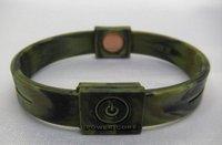 POWER CORE energy bracelet environmental non-toxic hot sell 100pcs/lot free shipping
