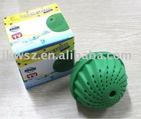 magic washing ball laundry ball for whole sale and retail box ,Free shipping(China (Mainland))