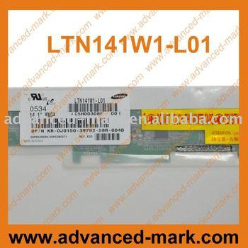 """Brand New LTN141W1-L01 Laptop Screens 14.1"""" WXGA CCFL"""