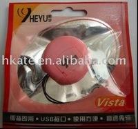 free shipping 50pcs/lot Mini USB 2.0 micro sd card reader usb+TF/Micro SD Adapter yh001