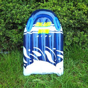 high quality inflatable PVC swimming surfboard