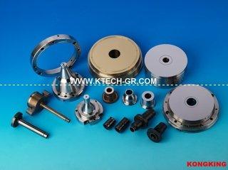 Good Holder,sprue bush,mirror,punch,venting ring for KM cd/cdr/dvd/dvdr mold(China (Mainland))