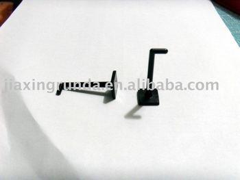 Acrylic display hook, plastic hook, transparent display hooks
