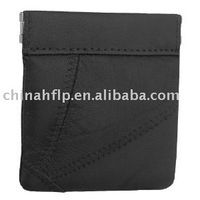 coin purse make of pvc leather and looking like leather(HF-0106)