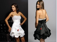 free shippinwholesale reta Custom-made 2011 sexy bridesmaid dress/dinner party dress 010