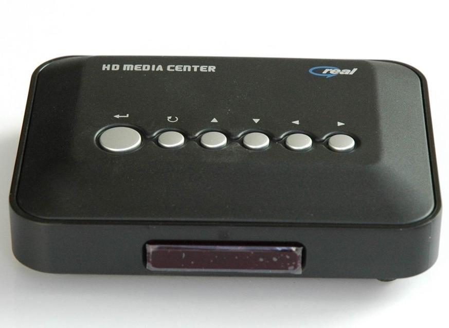 RM/RMVB MP5 HD Media Player Center USB HDD/SD/MS - AVI DVD DIVX MP3 RMVB - sample(China (Mainland))