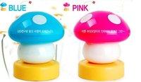 Korea vogue small mushroom lamp/clap lamp/small night light/valentine's day gift/birthday gift Free shipping