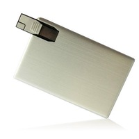 Free Shipping 1GB 2GB 4GB 8GB 16GB 32GB 64GBcredit card usb drive (Free Shipping By DHL/Fedex IE)