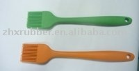 100% silicone basting brush nontoxic,high resistant use in oven and barbecue (20pcs/lot)wholesale and retail