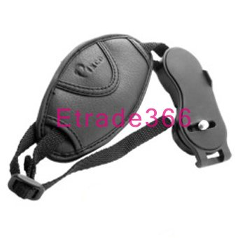 100pcs Digital Camera SLR Hand Strap Grip for Canon Nikon Sony High quality Free shipping