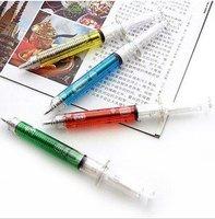 Hotsale! New syringe pen/Ball pen/ Fashion pen wholesale  Free Shipping