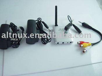 Free Shipping Brand New Mini 2.4G Wireless Camera System N71