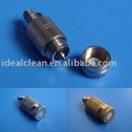 FGC Fog Mist Nozzle, Anti-Drip, Brass Plated Nickel, Ceramic Orifice,Free Shipping