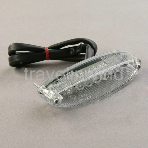 21 LED Brake Tail Light for Quad ATV Motorcycle bike(China (Mainland))