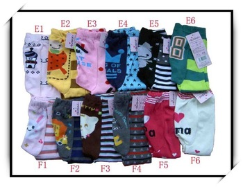 sweet kids Leggings toddler Tights pants Baby leg warmer babys PP Pants baby garment mixed design   accept free shipping