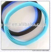 Eco-friendly silicone bracelets