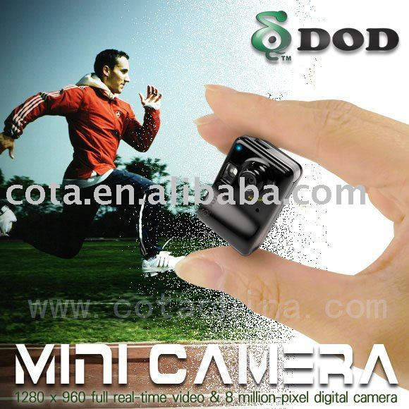 Motion Detection Mini DVR Camera(China (Mainland))