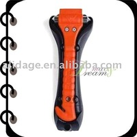 Free shipping Car Emergency/Life-Saving Hammer For AUTO+Belt Cutter (RY318)