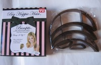 Bump it Big Happie Hair Bumpits Hollywood As Seen on TV 100packs/lot(5pcs/pack)