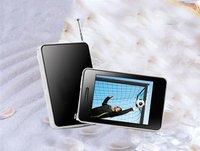 2.8 inch 240x320 Resolution TFT screen portable digital TV with Radio
