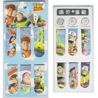 Free Shipping Toy Story Anime School Book Marks Bookmarks Set 6pcs per set