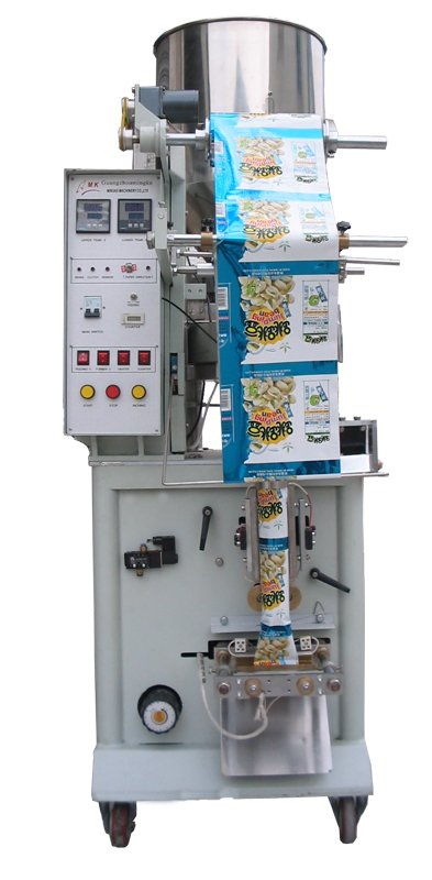 Free shipping granule packing machine candy packing machine snack packing machine 1pcs/wood case faster delivery time(China (Mainland))