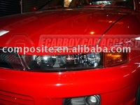 MITSUBISHI GALANT 97-02 VR4 JDM EYELIDS EYEBROWS EYELID (Brand new, no MOQ, In stock, Free shipping)