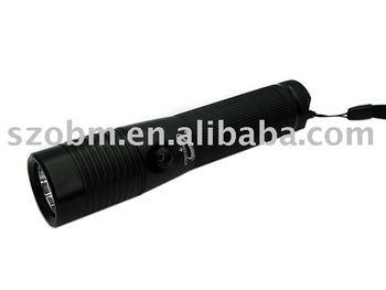 Microcosmos K08 CREE Q3 LED recargable linterna de aluminio / linterna LED / envío gratis