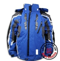 Free Shipping wholesale---Men's Ski Jacket 02M color blue color mix order