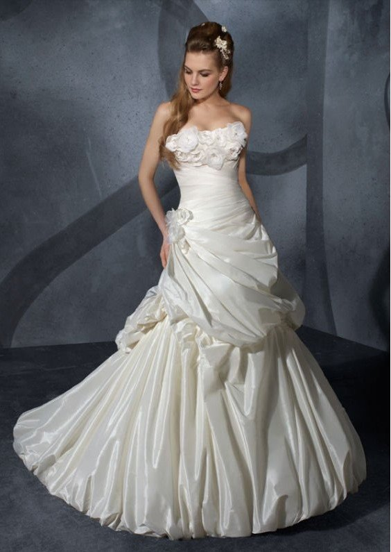 New Free Shipping Hot Sale Bridal Wedding Dress Popular Bridal Gown wedding gowns Customize# KBSNSED(China (Mainland))